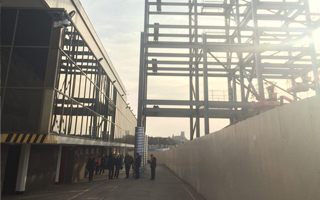 New construction: Check how Anfield is growing