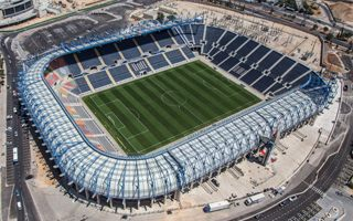 Jerusalem: Teddy Stadium goes solar