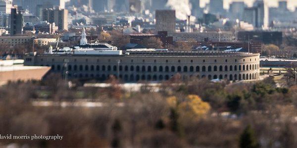 New stadiums: Football at Yale, Harvard and Princeton
