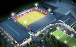 England: York City stadium finally approved