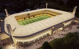 Athens: Residents lose against new stadium for AEK