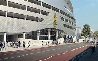 London: Tottenham to break ground this summer?