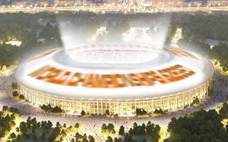 Moscow: Luzhniki to turn into one giant screen