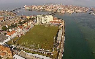 New stadiums: Venice, Ferrara, Chioggia