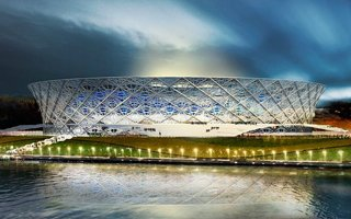 Russia 2018: Stadiums 30-40% more expensive