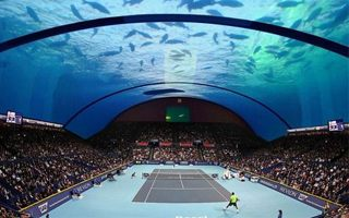 Innovations: Stadium at the bottom of the sea?