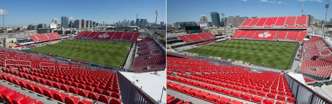 BMO Field expansion