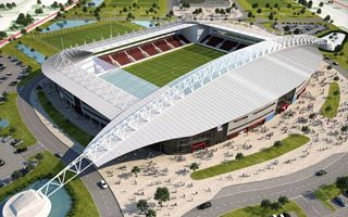 England: Scunthorpe United stadium approved
