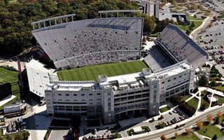 New stadiums: Michigan State, Western Michigan and Virginia Tech