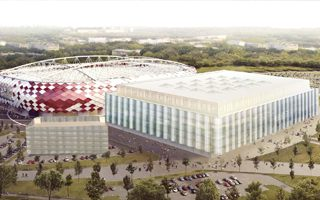 Moscow: Spartak to build second stadium beside Otkritie Arena