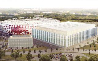 Moscow: Spartak to build second stadium beside Otkritie Arena