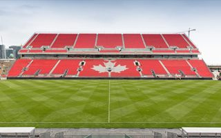 Toronto: BMO Field ready for re-opening