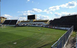 New stadiums: Four from Slovakia