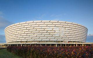 Baku: First test passed by Olympic Stadium