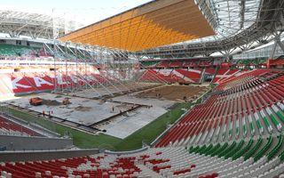 Russia: Rubin barred from their stadium again