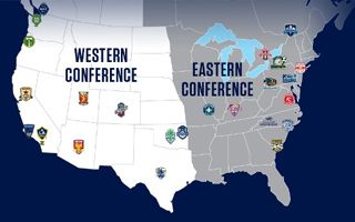 USA: 24 stadiums for all USL teams!