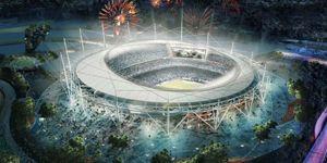 New design: Airy Californian stadium for San Diego