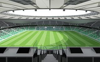 Russia: Krasnodar's new stadium by year end?
