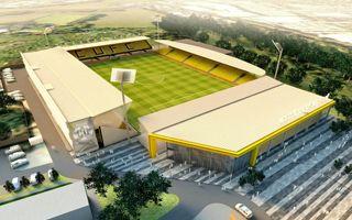 New design: Abbey Stadium to lift Cambridge United up