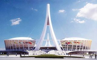 New design: Cambodia getting new national stadium from China