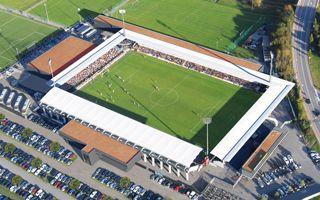 Austria: Altach begin expanding Cashpoint-Arena