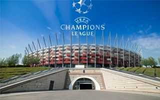 Warsaw: Time for Champions League final in Poland?