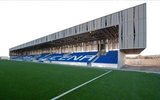 New stadiums: Three third-league stadia from Spain