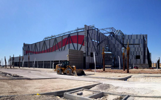 Israel: Be'er Sheva stadium almost ready