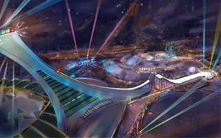 Montreal: The Big O with a ski jump in 2017?