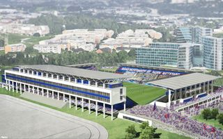 New design: Vålerenga ready to break ground!