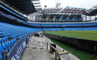 England: Premier League adjusted to Anfield and Etihad expansions?