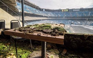 Detroit: Silverdome ruins to be sold and razed?
