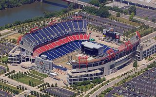 USA: LP Field changes to Nissan Stadium