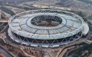 London: Worker dies at Olympic Stadium
