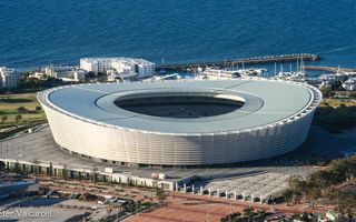 Cape Town: World Cup stadium turned into… sewage treatment plant?