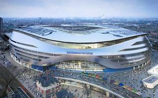 London: Tottenham to increase planned stadium?