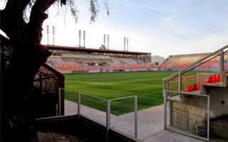 New stadiums: Calama and Talcahuano (Chile)