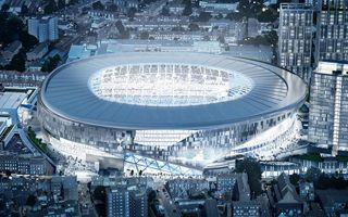 New design: Tottenham reveal their vision