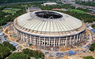 Moscow: Luzhniki to be worth €350 million