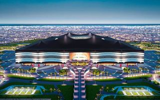 Qatar: Al Bayt Stadium very expensive, as expected
