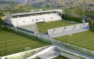 Croatia: Few clubs will have reserve ground of this class!