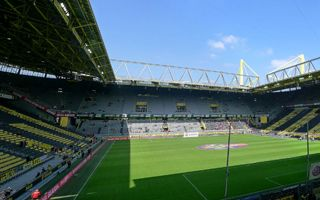 Dortmund: Borussia increase Westfalenstadion capacity