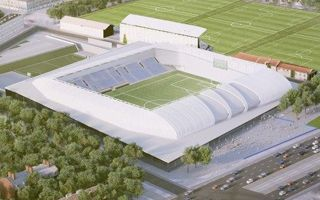 Budapest: New MTK stadium in just 360 days