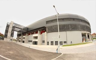 New stadium: No breakthrough for Tychy during opening