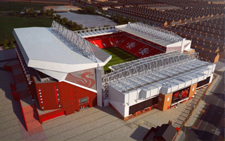 Liverpool: Anfield truss lift postponed