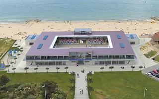 England: Exclusive stadium for… beach soccer?