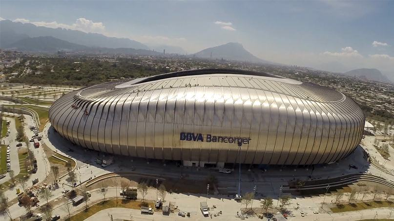 Estadio BBVA Bancomer