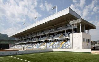 New stadiums: Croatia's most modern