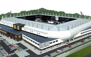 Design and construction: Polman Stadion reimagined