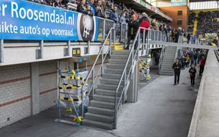 Netherlands: Temporary supports to guarantee safety in Breda